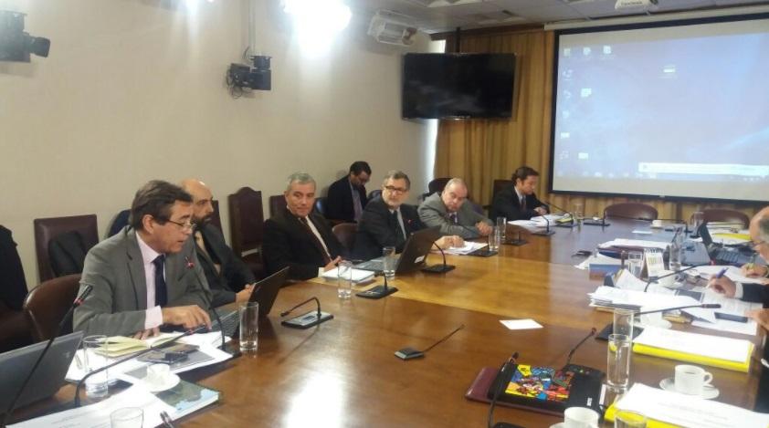 Colegio de Ingenieros Forestales expone en la Cámara de Diputados por proyecto Sernafor