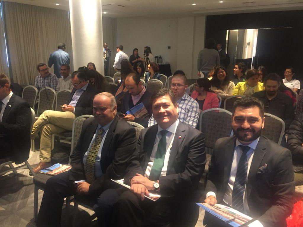 Con presencia del Director Ejecutivo de CONAF, Colegio de Ingenieros Forestales organizó seminario en Antofagasta
