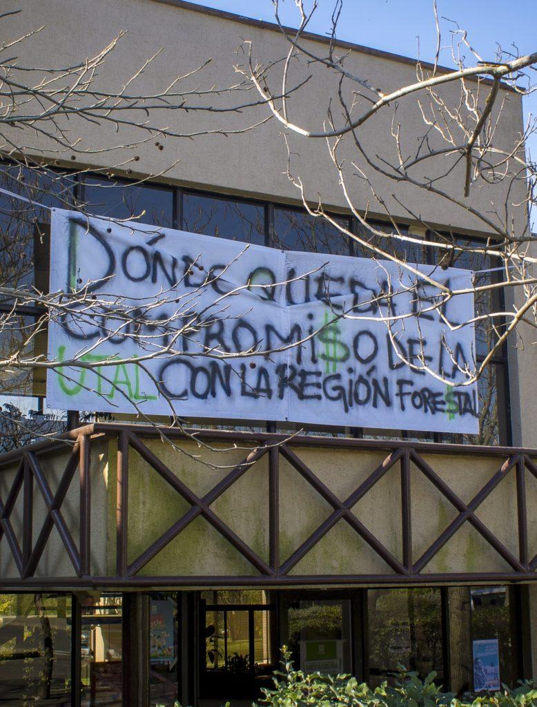 Declaración pública poir intento de cierre de Facultad de Ciencias Forestales de la Universidad de Talca